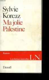 Ma Jolie Palestine. - Couverture - Format classique