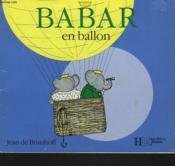 Babar En Ballon - Couverture - Format classique