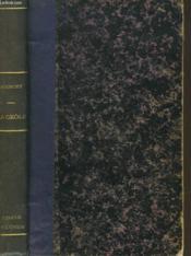 La Geole - Couverture - Format classique