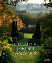 Le nouveau jardin anglais - Couverture - Format classique