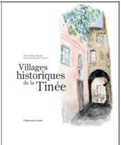 Villages historiques de la Tinée - Couverture - Format classique