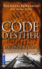 Le code d'Esther - Couverture - Format classique