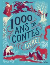 1000 ans de contes t.1 - Couverture - Format classique
