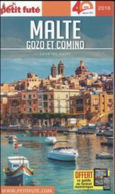 GUIDE PETIT FUTE ; COUNTRY GUIDE ; Malte (édition 2016) - Couverture - Format classique