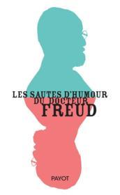 Les sautes d'humour du docteur Freud - Couverture - Format classique