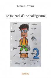 Le journal d'une collégienne - Couverture - Format classique