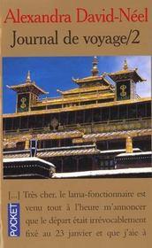 Journal De Voyage T.2 - Intérieur - Format classique