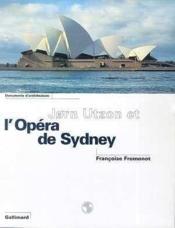 Jorn utzon et l'opera de sydney - Couverture - Format classique