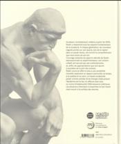 Rodin, le livre du centenaire - 4ème de couverture - Format classique