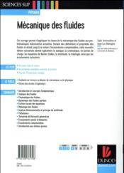 Mecanique Des Fluides Cours Et Exercices Corriges 3e Edition Amiroudine Sakir