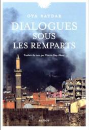 Dialogue sous les remparts - Couverture - Format classique