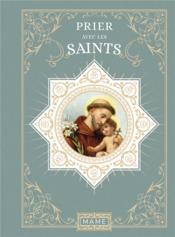 Prier avec les saints - Couverture - Format classique