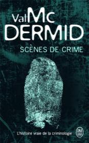 Scènes de crime - Couverture - Format classique