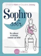 Sophro du soir - Couverture - Format classique