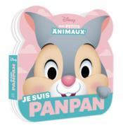 Disney Baby ; mes petits animaux ; je suis Panpan - Couverture - Format classique
