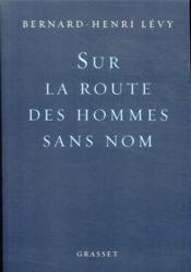 Sur la route des hommes sans nom - Couverture - Format classique