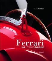 Ferrari - Couverture - Format classique