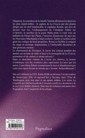 L'arche des ombres t.2 - 4ème de couverture - Format classique