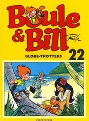 Boule & Bill T.22 ; globe-trotters - Intérieur - Format classique