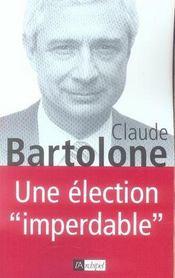 Une élection imperdable - Intérieur - Format classique
