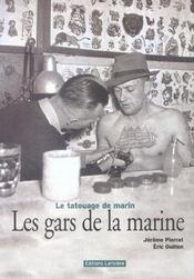 Les gars de la marine le tatouage de marin - Intérieur - Format classique