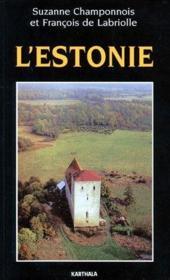 L'Estonie - Couverture - Format classique