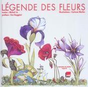 Legende des fleurs - Intérieur - Format classique