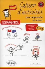 telecharger Espagnol – cahier d'activites pour apprendre reviser – A1-A2 livre PDF en ligne gratuit