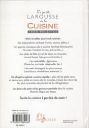 Petit larousse de la cuisine collectif for Petit larousse de la cuisine