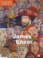 Connaissance Des Arts N.431 ; James Ensor - Couverture - Format classique