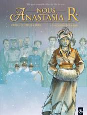 Nous, Anastasia R. t.2 ; les cendres de Koptiaki - Couverture - Format classique