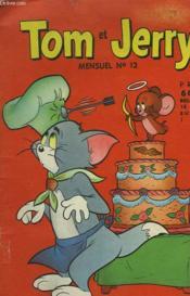 Tom Et Jerry. Mensuel N°12. - Couverture - Format classique