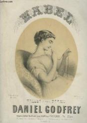 Mabel - Valse Pour Piano. - Couverture - Format classique