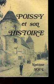 Poissy Et Son Histoire - Couverture - Format classique
