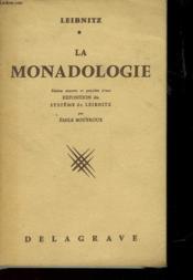 La Monadologie - Couverture - Format classique