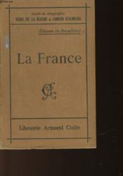 La France - Couverture - Format classique