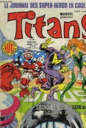 Titans - N°78 - Couverture - Format classique