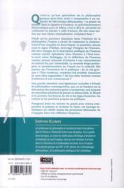 L'énigme de l'humain et l'invention de la politique ; les racines grecques de la philosophie moderne et contemporaine - 4ème de couverture - Format classique