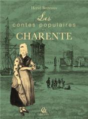 Les contes populaires de la Charente - Couverture - Format classique