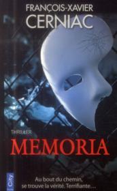 Memoria - Couverture - Format classique