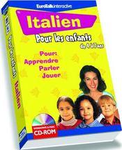 Italien Pour Les Enfants De 4 A 7 Ans - Intérieur - Format classique