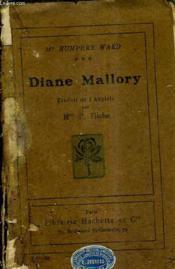 Diane Mallory. - Couverture - Format classique