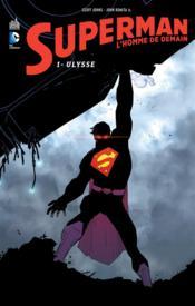 Superman l'homme de demain t.1 - Couverture - Format classique