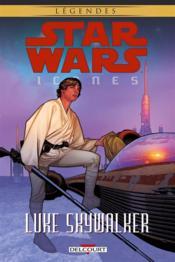 Star Wars - icônes T.3 ; Luke Skywalker - Couverture - Format classique