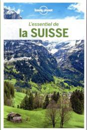 La Suisse (3e édition) - Couverture - Format classique