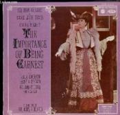 Disque Vinyle 33t : The Importance Of Being Earnest Part One - Couverture - Format classique