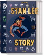 The Stan Lee Story - Couverture - Format classique