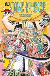 One Piece - édition originale T.93 ; la coqueluche du village d'Ebisu - Couverture - Format classique