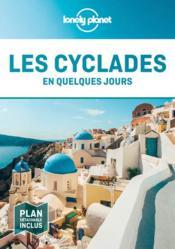 Les Cyclades (édition 2020) - Couverture - Format classique