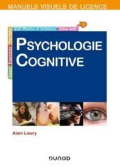 Psychologie cognitive (4e édition) - Couverture - Format classique